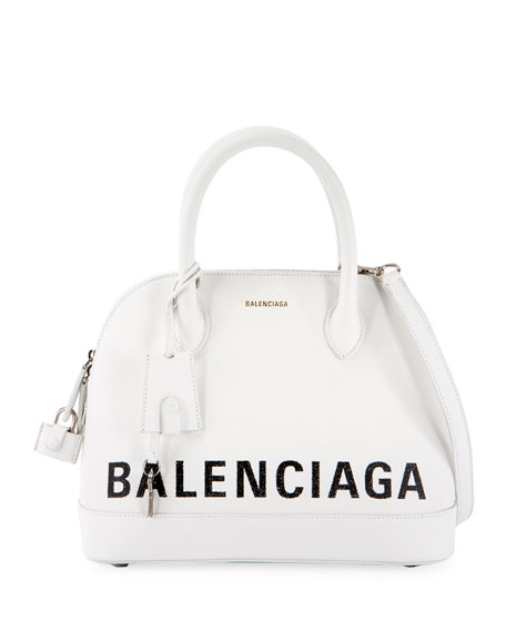 Balenciaga Ville Small AJ Top Handle Bag