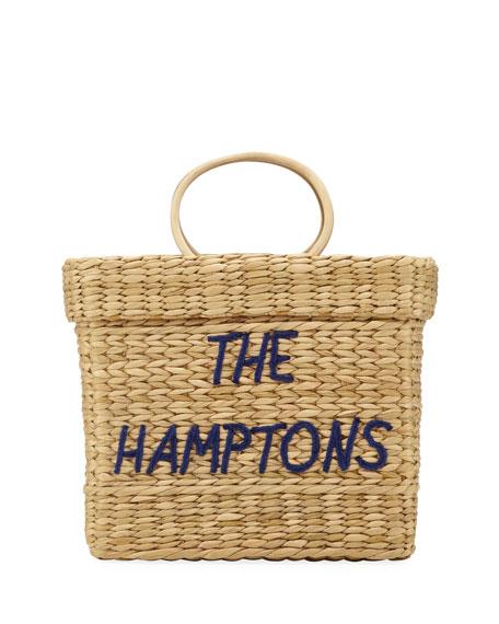 Hamptons The Tori Top Handle Bag