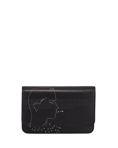 x Andy Warhol Mini Oh Boy Crossbody Bag