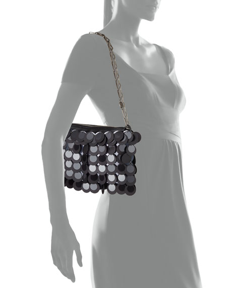 Icon Sparkle Shoulder Bag