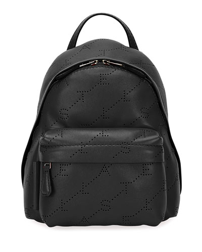 Falabella Go Mini Perforated Backpack