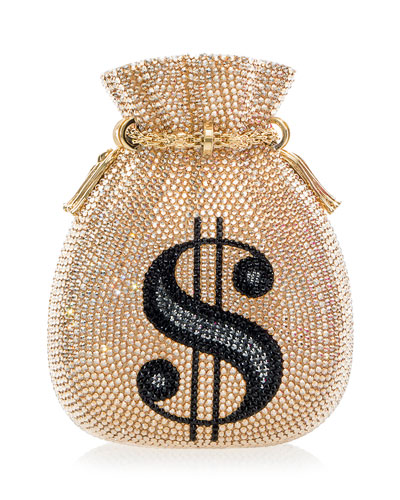 Money Bags Clutch Bag