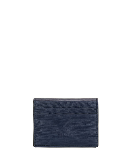 Men's Balder Calf Leather Card Case