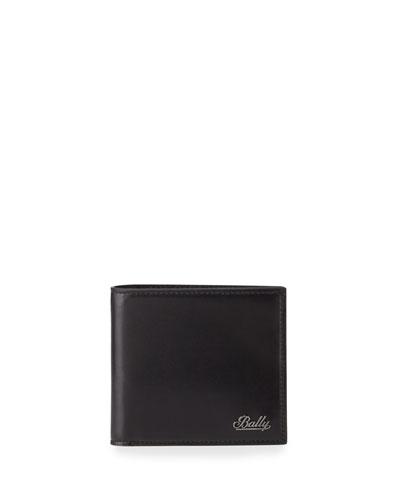 Men's Brasai Leather Bi-Fold Wallet