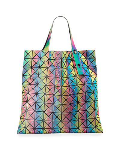 Rainbow Iridescent Tote Bag