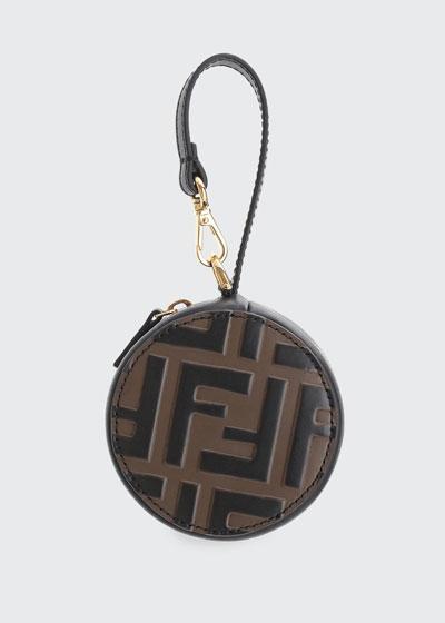 FF Leather Charm