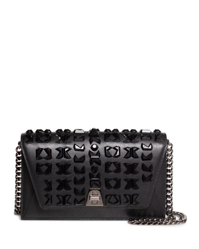 Anouk City Bratescu Embellished Shoulder Bag