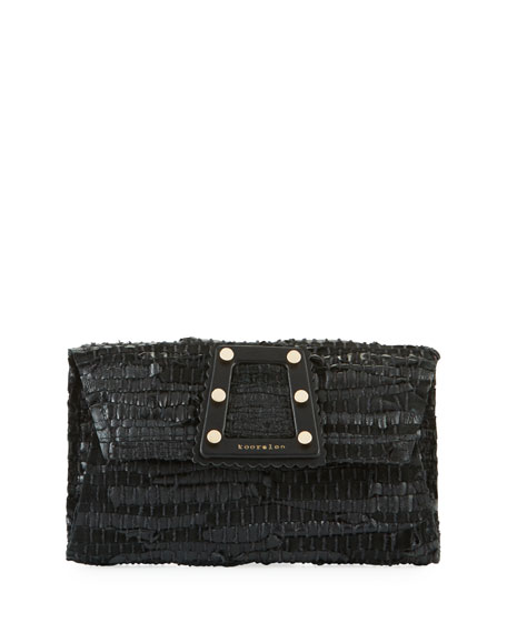 Kooreloo 3D Woven Clutch Bag