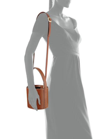Bissett Smooth Mini Bucket Bag