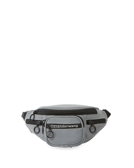Alexander Wang Attica Mini Soft Fanny Pack/Crossbody Bag