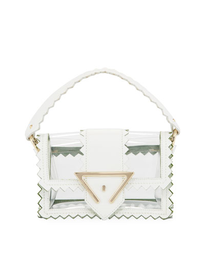 Helen Mini PVC Shoulder Bag