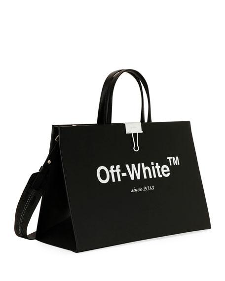 Medium Logo Box Bag