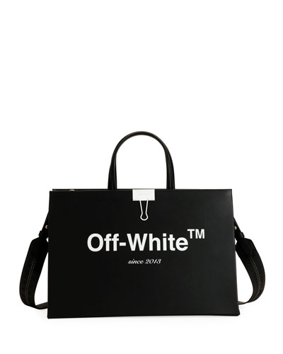 Medium Logo Box Bag