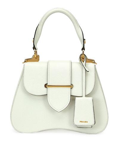 Small Prada Sidonie Top-Handle Tote Bag