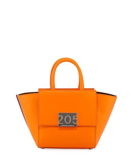 CALVIN KLEIN 205W39NYC Bonnie Mini Top-Handle Bag