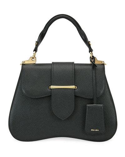 Prada Handbags   Totes   Shoulder Bags at Bergdorf Goodman f5e1a38ce7