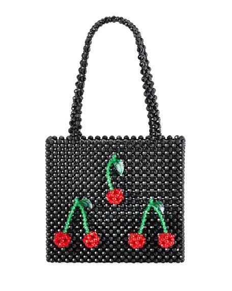 Ma Cherie Cherry Tote Bag