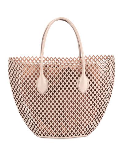 Latifa Small Pochon Lux Tote Bag