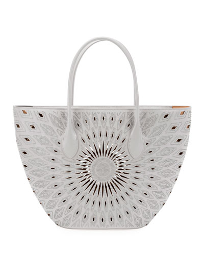Latifa Small Lux Tote Bag