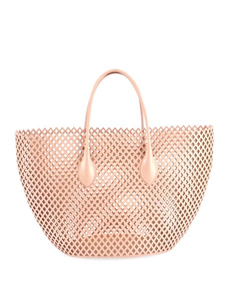 Latifa Medium Pochon Lux Tote Bag
