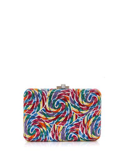 Whirly Pop Slim Clutch Bag