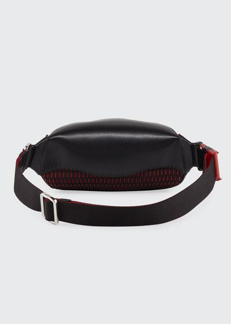 Marie Jane Leather Belt Bag