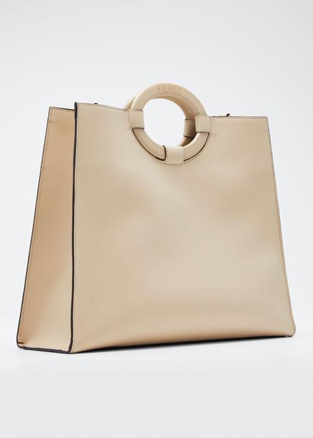 Runaway Calf Liberty Tote Bag