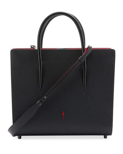 Paloma Large Leather Tote Bag