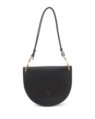 Consuelo Leather Large Crossbody Bag