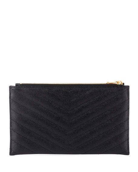 Monogramme Quilted Wallet