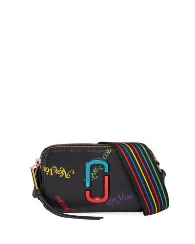 x New York Magazine Snapshot Crossbody Bag