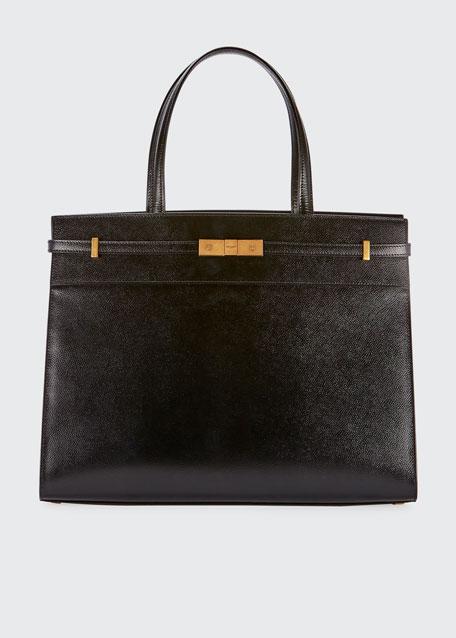 Manhattan Medium Grained Tote Bag