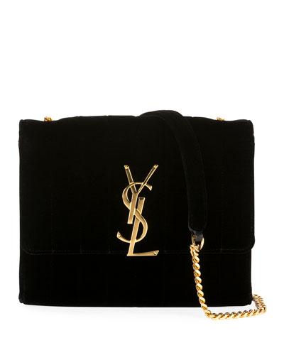 Vicky Velvet Wallet On Chain