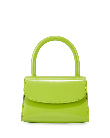 Semi-Patent Mini Top Handle Bag