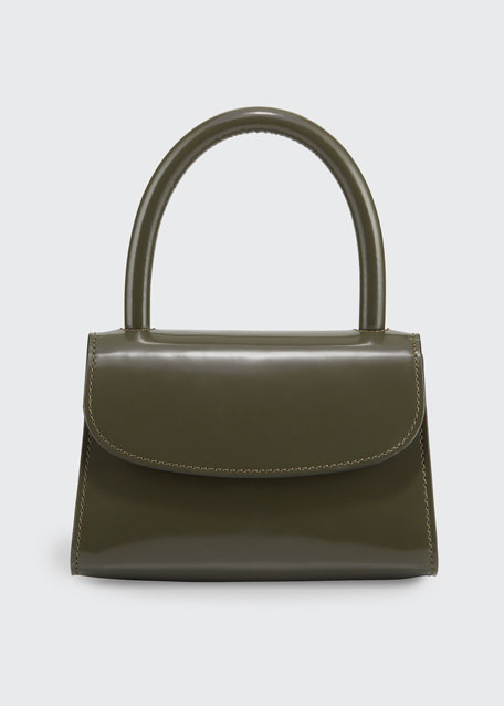 Semi-Patent Mini Top Handle Bag
