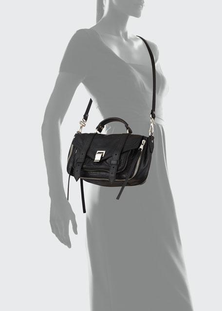 PS1+ Tiny Zip Paper Satchel Bag