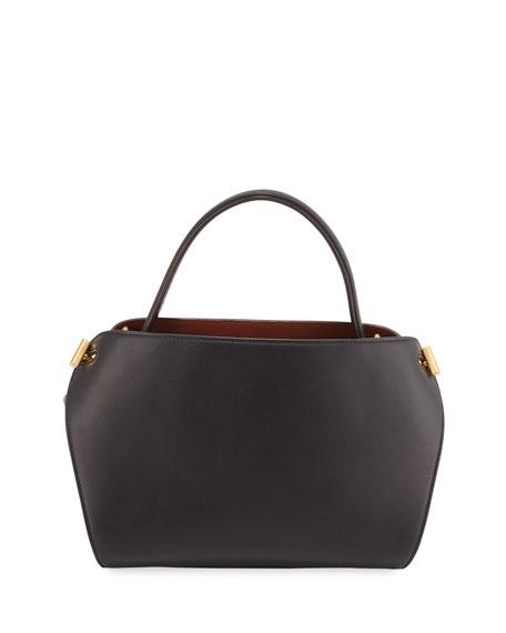 Nolo Baby Saffiano Top Handle Bag