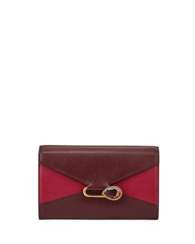 Pin Mini Liberty Calf Shoulder Bag
