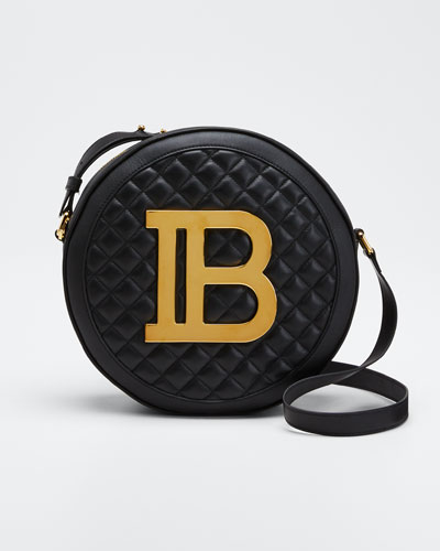Disco Quilted Crossbody Bag