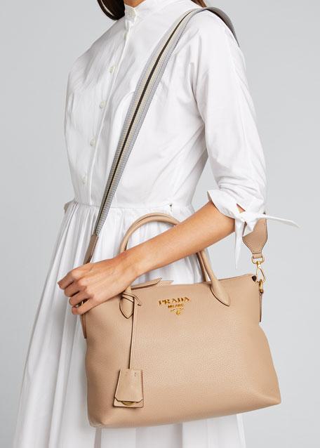 Daino Zip-Top Tote Bag