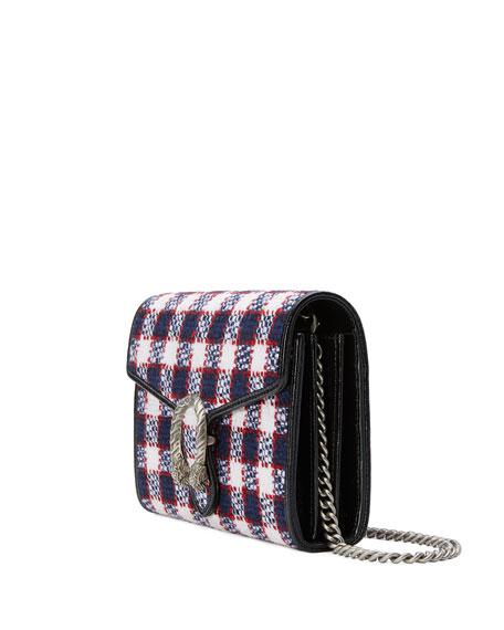 Dionysus Tweed Wallet on Chain