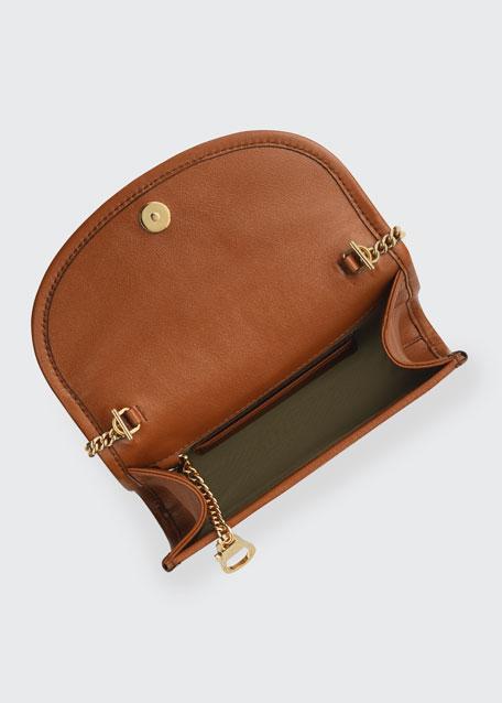631822363 Gucci Rajah Mini Canvas Crossbody Bag
