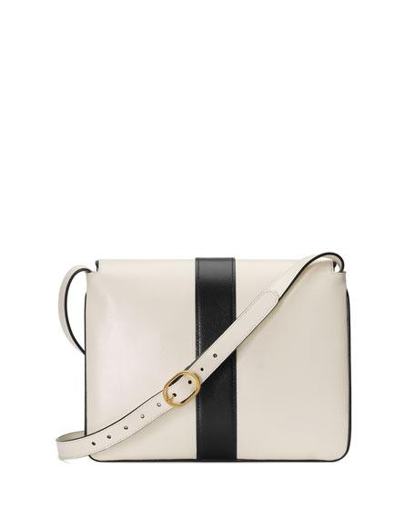 Arli Medium Smooth Shoulder Bag