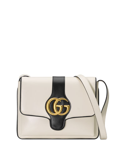 75d44f43533 Arli Medium Smooth Shoulder Bag Quick Look. Gucci