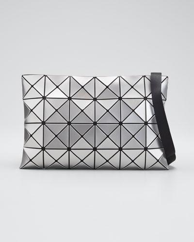 Lucent Geo Tile Crossbody Clutch Bag