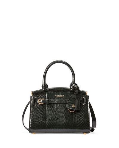 Mini RL50 Ayers Satchel Bag
