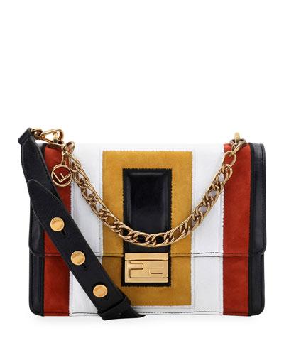 Kan U Regular Multicolor Shoulder Bag