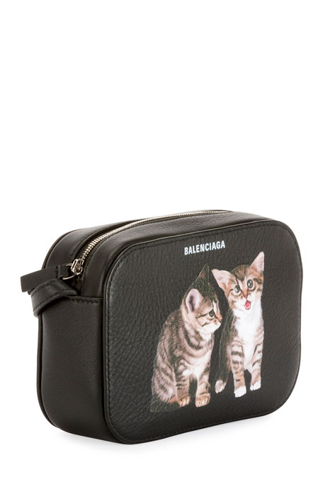 Everyday Camera XS Kittens Crossbody Bag