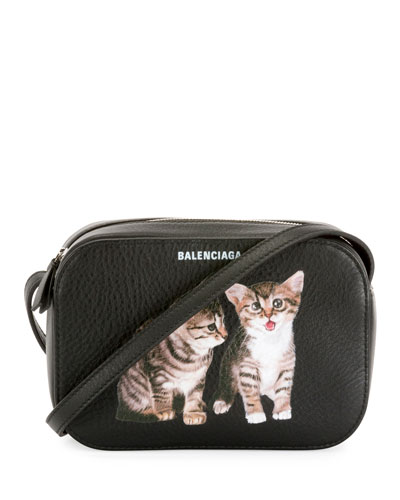 b08d73d547e Everyday Camera XS Kittens Crossbody Bag Quick Look. Balenciaga