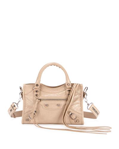 9847d19f19d51 Balenciaga Handbags : City & Crossbody Bags at Bergdorf Goodman